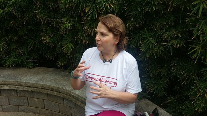 'Si no lo hacemos bien nos mereceremos lo que nos pase': Mitzi Ledezma