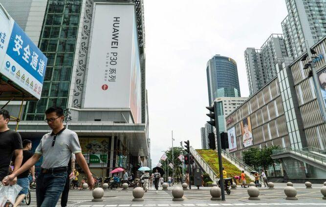 China convertirá a Shenzhen en la nueva Hong Kong