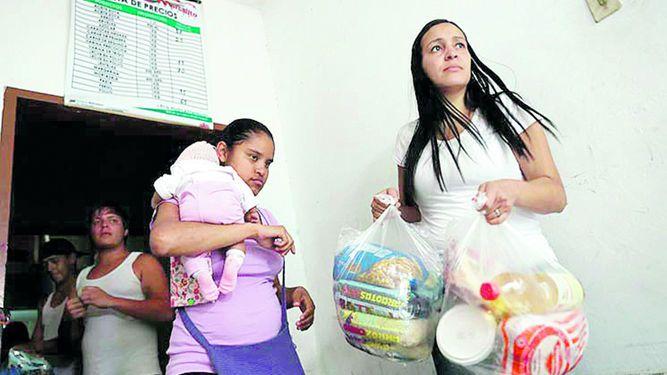 El hambre como método de control social en Venezuela