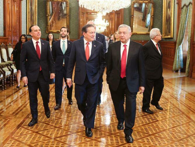 Panamá busca fortalecer relaciones de cooperación con México