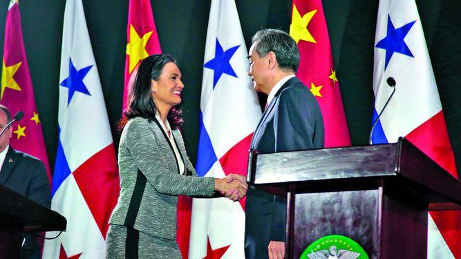 Sin alianza no se llega a China