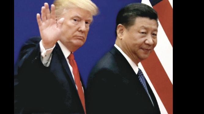 La fractura del orden comercial global