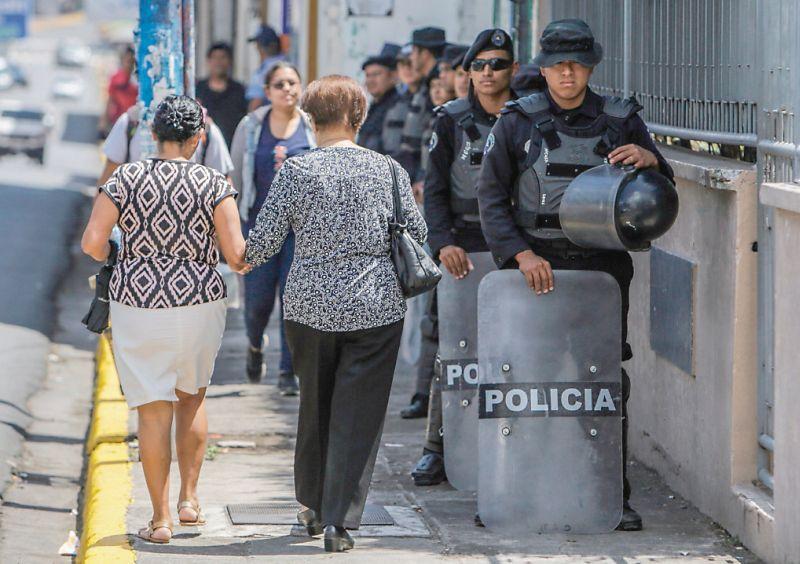 OEA analizará la grave situación en Nicaragua