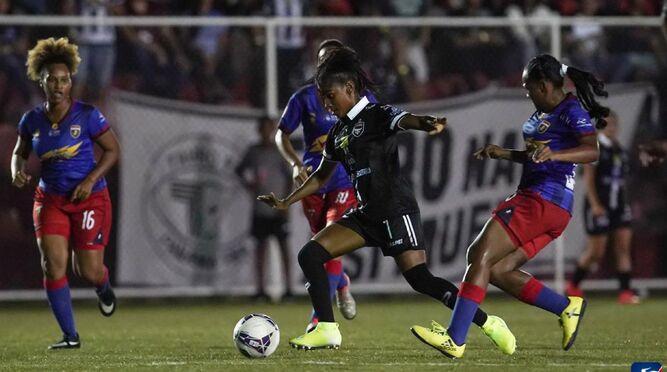 Tauro FC se llevó la victoria en el primer clásico femenino sobre el Plaza