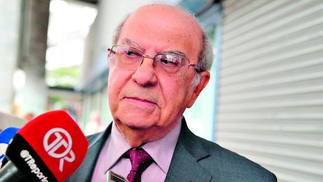Arresto domiciliario para Gustavo García de Paredes