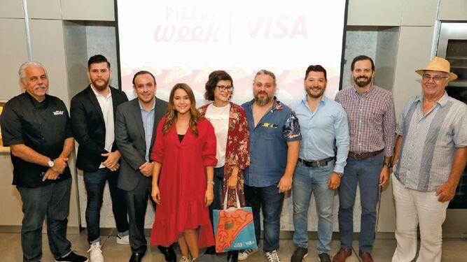 Visa presenta la esperada Pizza Week