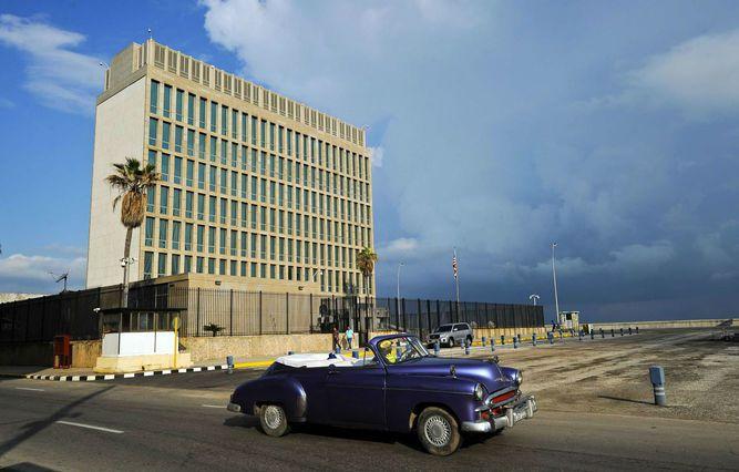 Panorama gris para turismo cubano