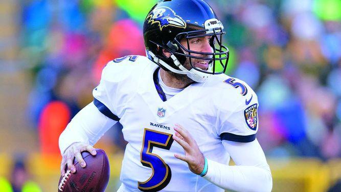 Ravens blanquean a los Packers en la NFL