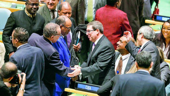 La ONU exige fin del embargo a Cuba