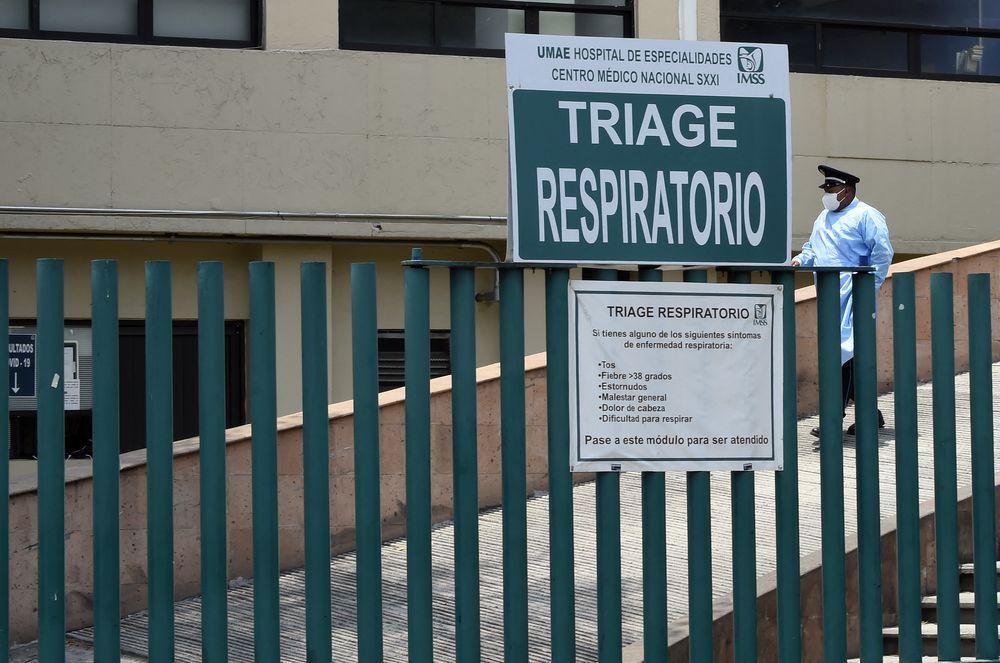 La OPS alerta que hospitales en las Américas están 'peligrosamente llenos'