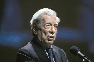 Vargas Llosa: ´No intervengo en adaptaciones´
