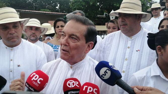 Cortizo: Procuradora le dará la cara al país el martes