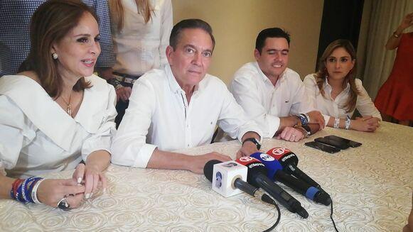 Tribunal Electoral declara presidente electo a Nito Cortizo