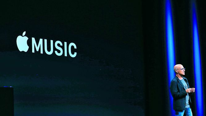Apple anuncia servicio musical