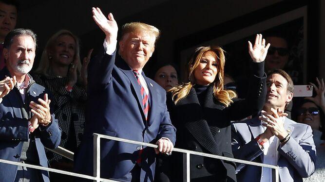 Donald Trump se reunirá con el jefe de la OTAN la semana que viene