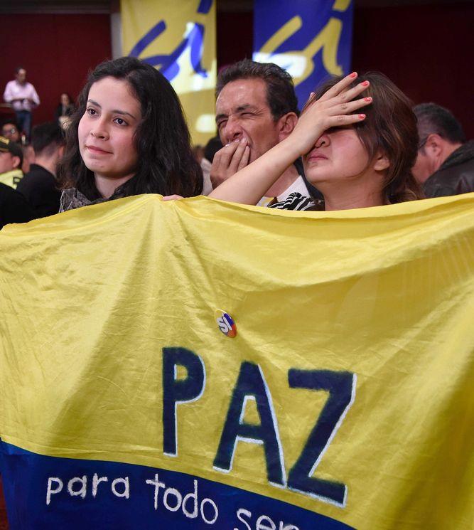 Colombia: fondos internacionales postconflicto, congelados
