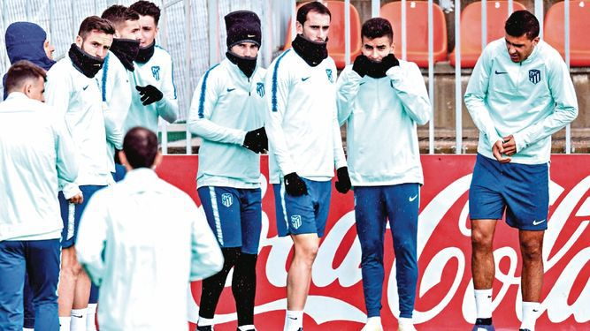 Atlético quiere tomarse la revancha ante el Dortmund