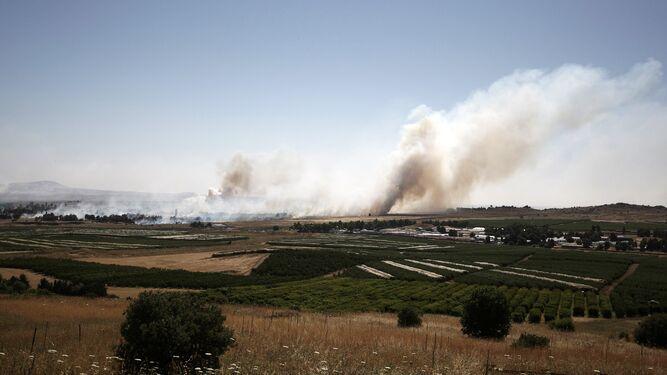 Misil israelí impacta en provincia siria de Quneitra y deja heridos según Damasco