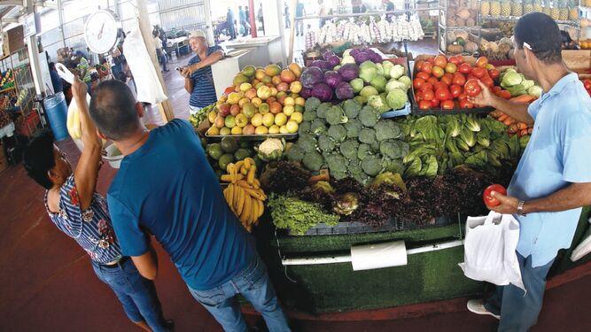Precio de alimentos influye en percepción de inflación