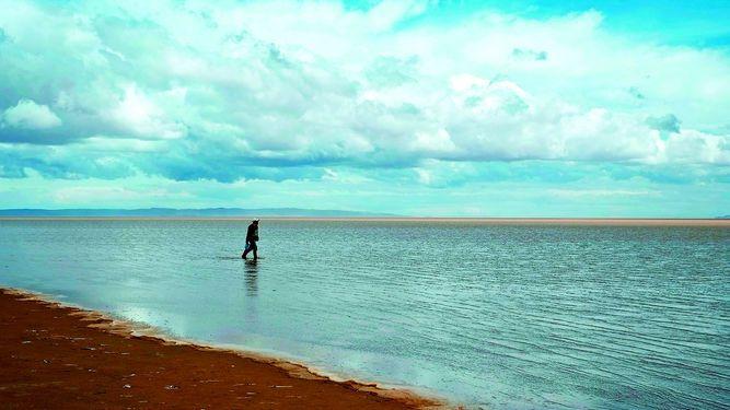 Lago Poopó recupera su caudal