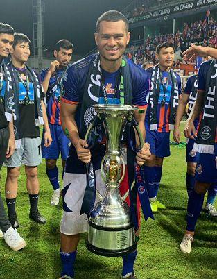 Blackburn se corona campeón de la Copa de Tailandia