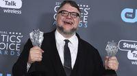 'The Shape of Water' triunfa entre los críticos de Estados Unidos