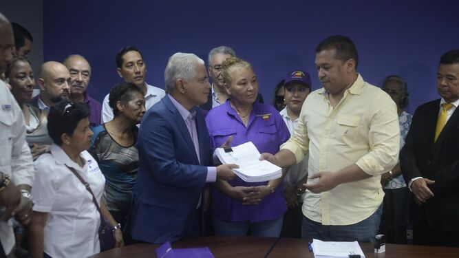 En el gobierno de Cortizo hay improvisación en el tema de seguridad, afirma Blandón
