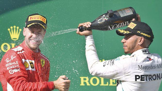 Vettel, sin margen de error en Singapur