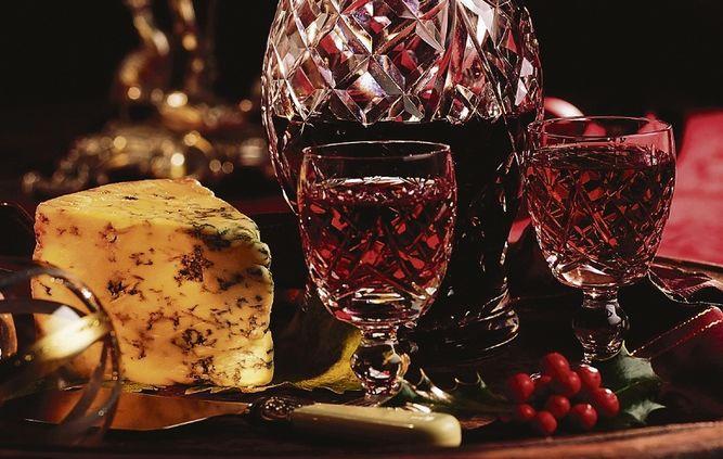El vino y el queso, los reyes del paladar