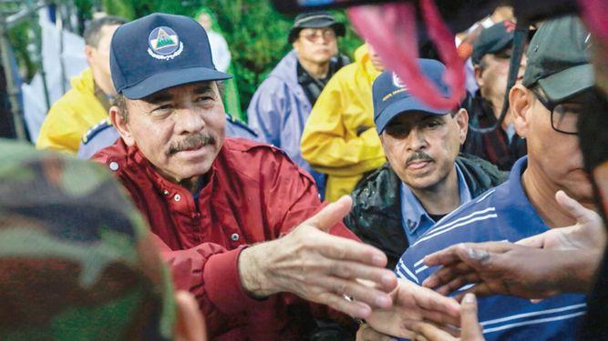 Daniel Ortega solo encuentra apoyo en las marchas