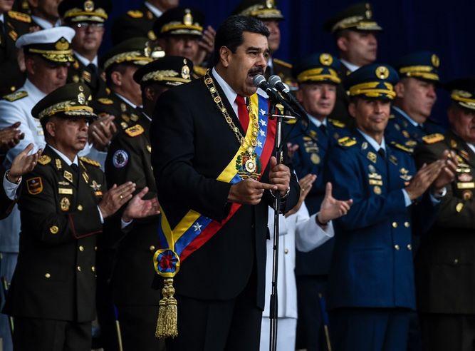 Fiscalía promete actuar para 'extirpar' conspiraciones contra Maduro