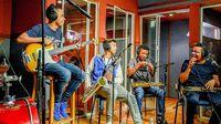 'Los Nietos del Jazz': las vidas de los jóvenes artistas