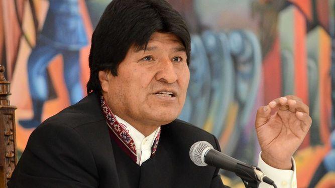Evo Morales inicia campaña presidencial este sábado