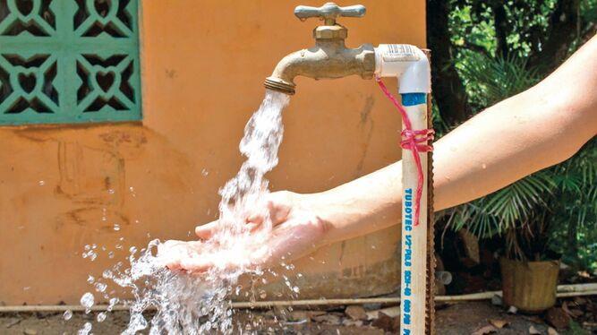 Dos nuevos derechos: el agua y la salud