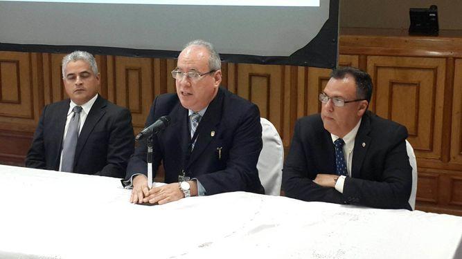 José Ayú Prado fue reelecto como presidente de la Corte Suprema de Justicia