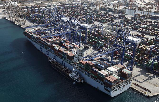 Prórroga en pago de impuestos de barcos griegos