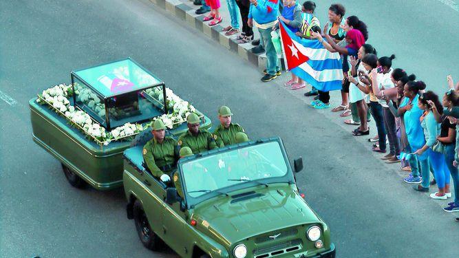 El último viaje de Fidel Castro