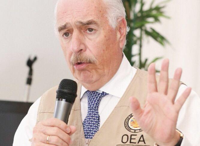 Misión de la OEA empieza a monitorear proceso