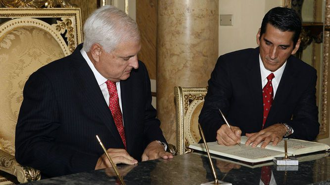 Ricardo Martinelli sería candidato a vicepresidente en nómina de Rómulo Roux