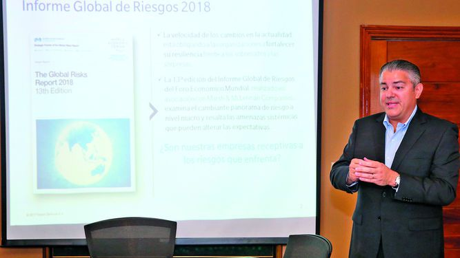Identificar riesgos, desafío para Panamá
