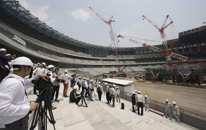 Tokio 2020: gastos exceden los 25 mil millones de dólares