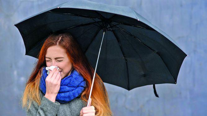 Enfermedades, aliadas con la lluvia