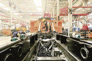 Industrias crecen 11.4%