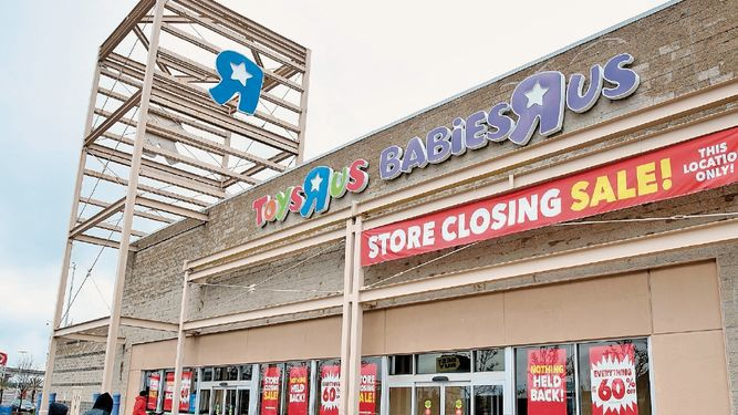 Cierre de Toys R Us impacta a la industria de juguetes