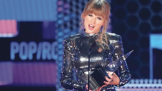 Taylor Swift es mucho más en el mercado de la música