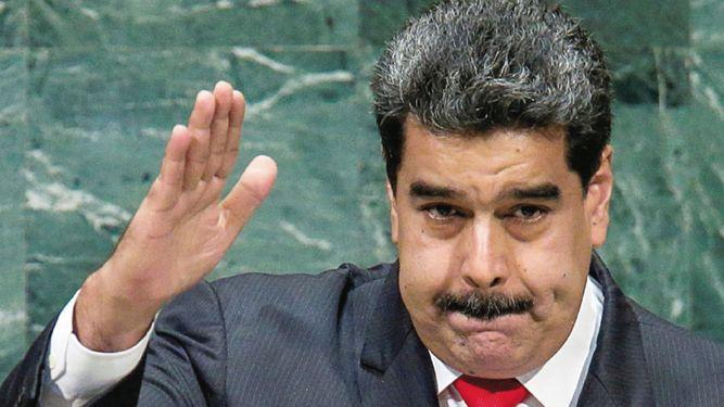 Venezuela acusa a Francia de promover 'un cambio de gobierno a la fuerza'