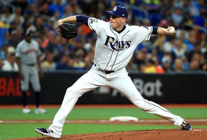 Los Rays de Tampa Bay empatan la serie 2-2 con los  Astros de Houston