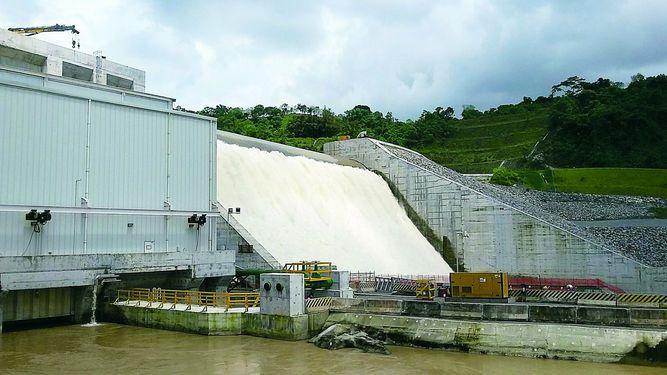 Hidroeléctricas pierden agua en Chiriquí