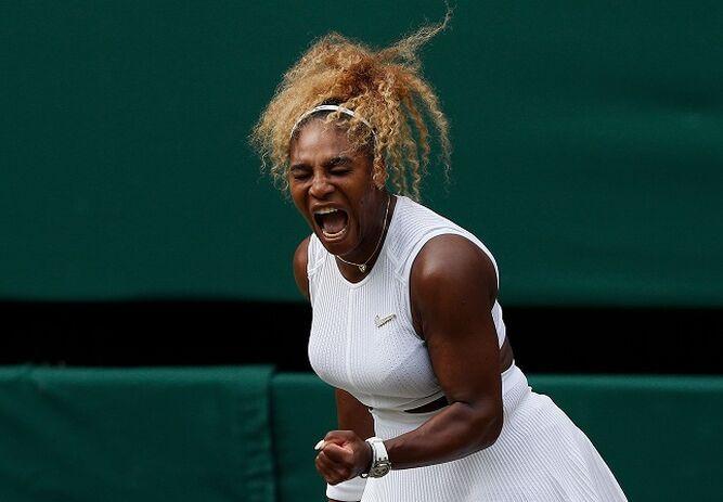 Serena y Halep pasan a semifinales