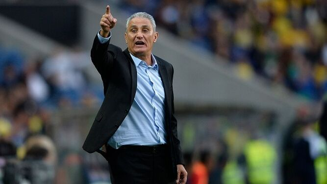 """Mal resultado"", reconoce  Tite  tras empate de Brasil ante Panamá"